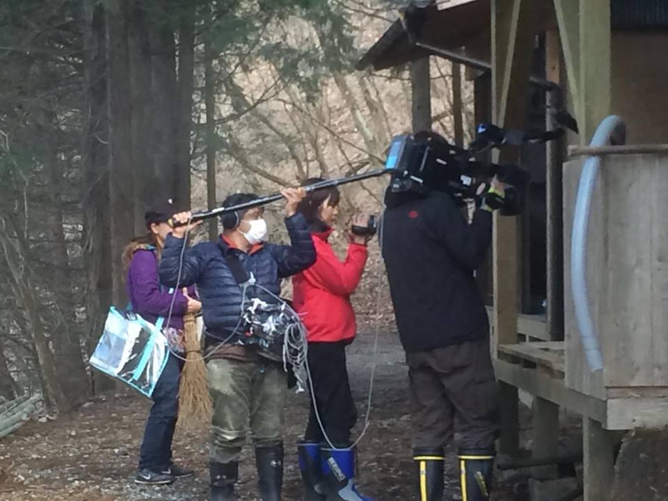 NHK総合あさイチ JAPAなび 4月7日天然の氷放送予定!
