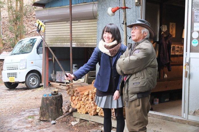 名古屋のジェイフードさまが研修で氷室を訪れました!